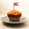 Appelcupcakes (glutenvrij!)