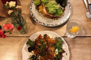 Hotspot Native, een gezonde en biologische stek in Antwerpen, review op Kokerellen