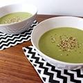 Broccolisoep met tahini