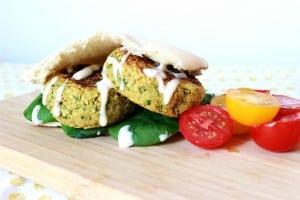 Homemade Healthy Falafel (4 ingrediënten)