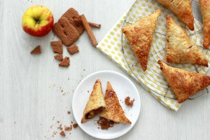 Speculaas-appelflappen