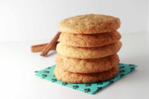 Snickerdoodles (kaneel suiker koekjes)