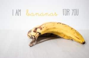 Eerste hulp bij overrijpe bananen