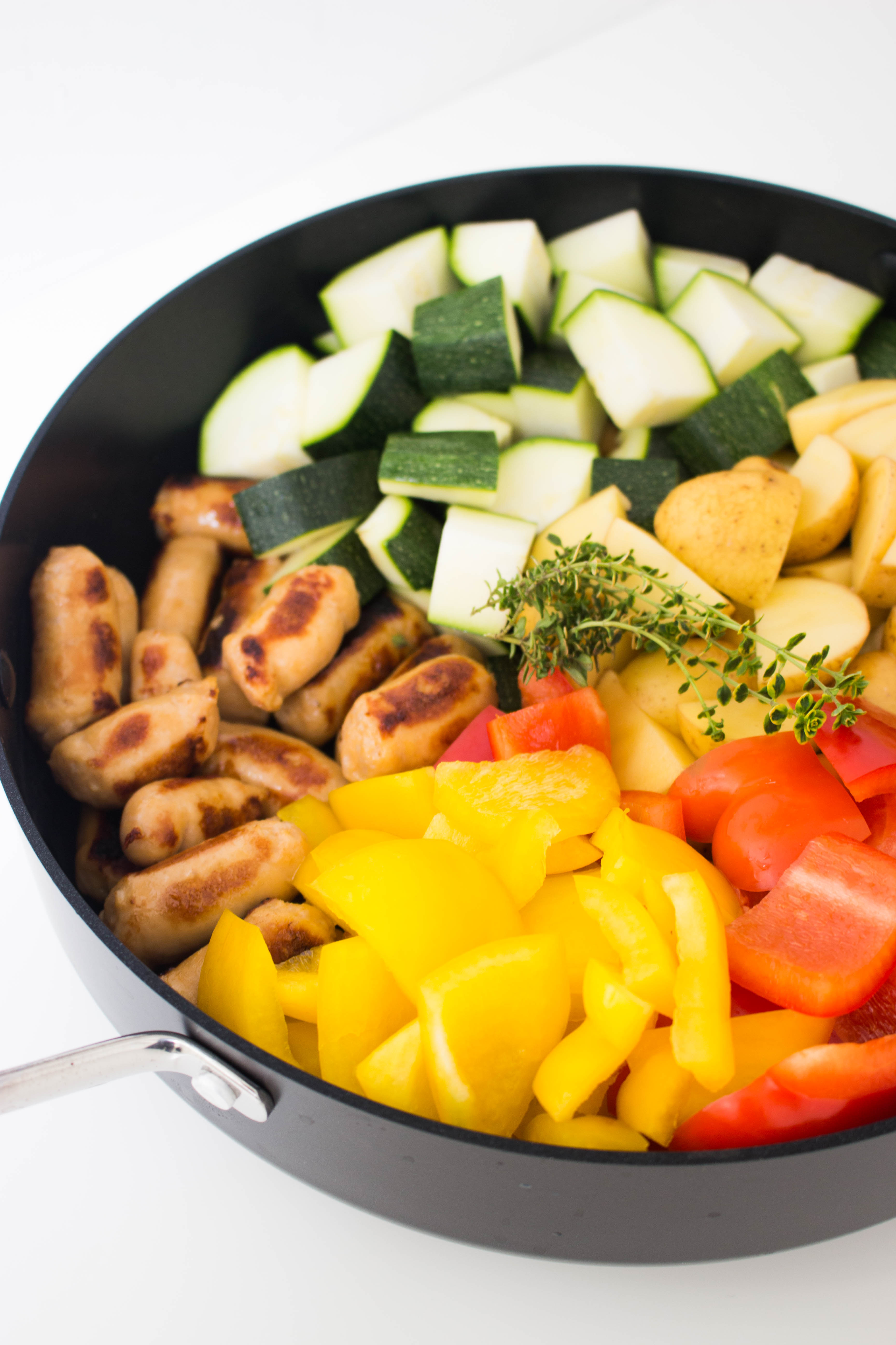 Eenpotsstoof met aardappel en worst-2