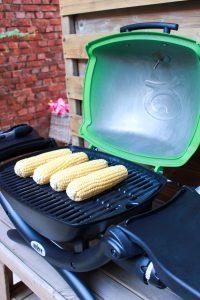 BBQ serie: Gegrilde maïs