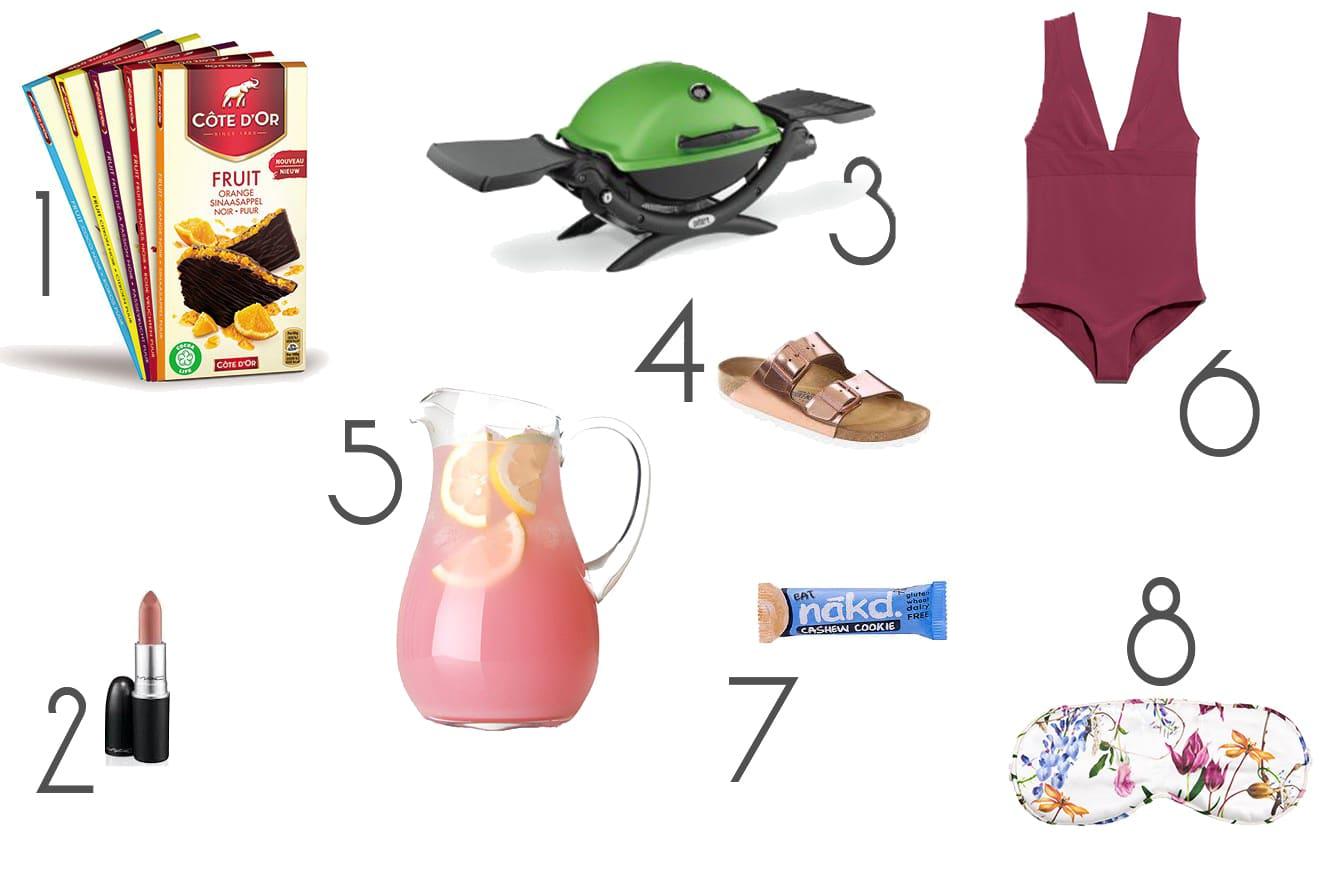 Mijn zomerfavorieten