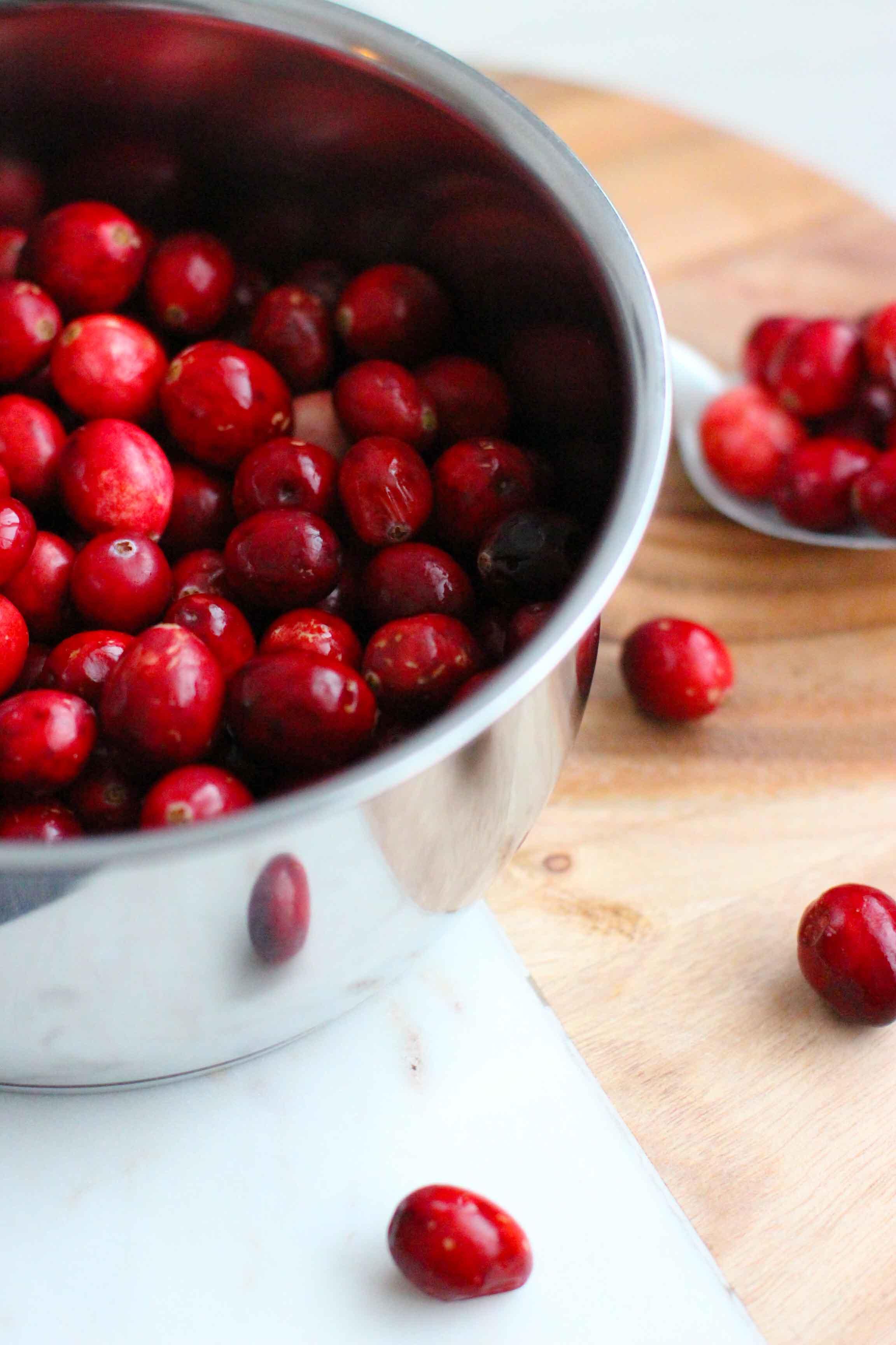 suikervrije-cranberry-saus-gezond