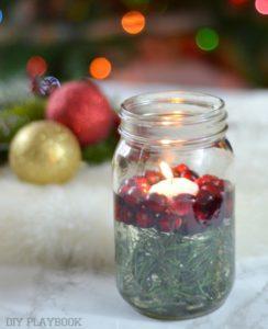 mason-jar-candle-holder