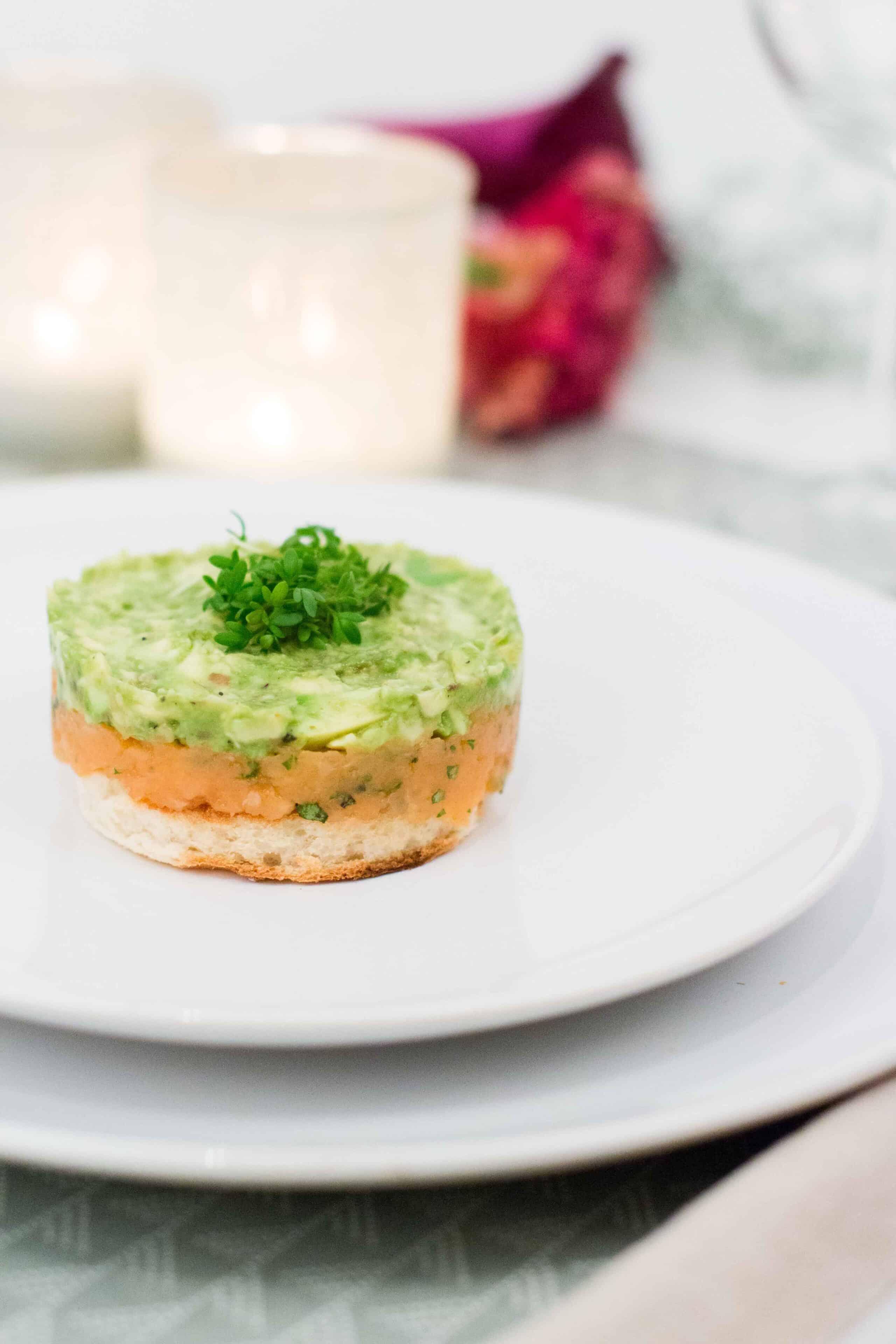 avocado-zalm-torentje-glutenvrij-voorgerecht-kerst-3