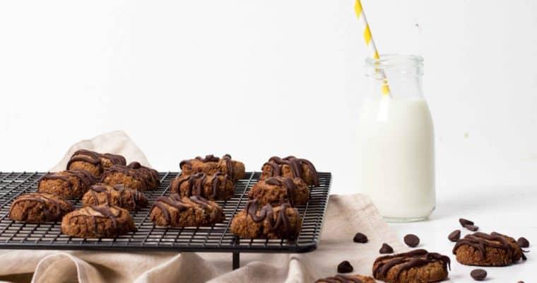 Gezonde nutella cookies