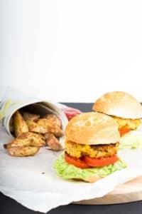 De beste veggie hamburgers