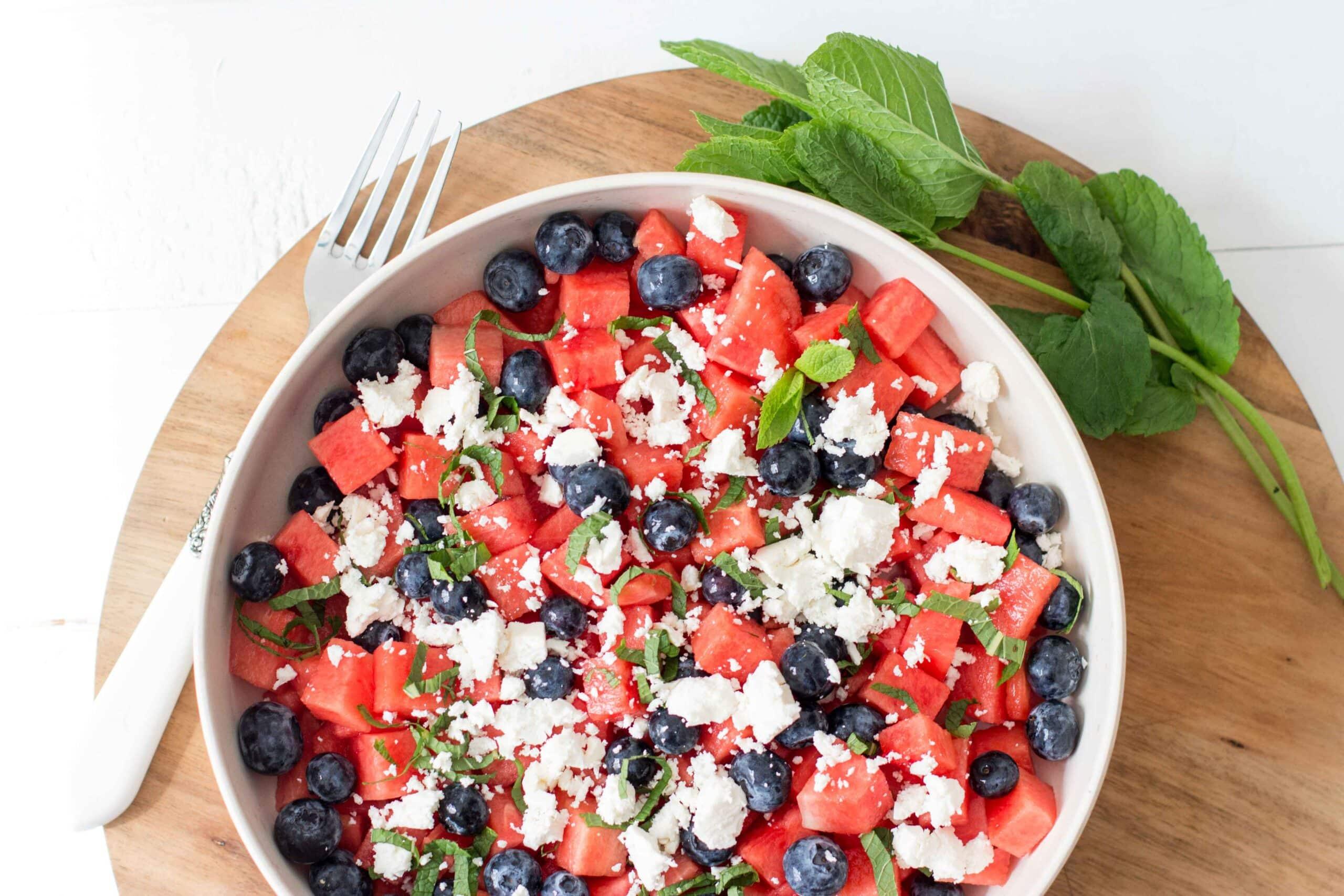 7 X heerlijke en frisse salades