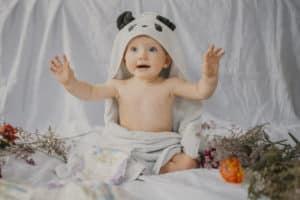 Anna's eet- en slaaproutine (9 maanden)