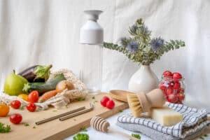 4 tips om meer plasticvrij te gaan in de keuken