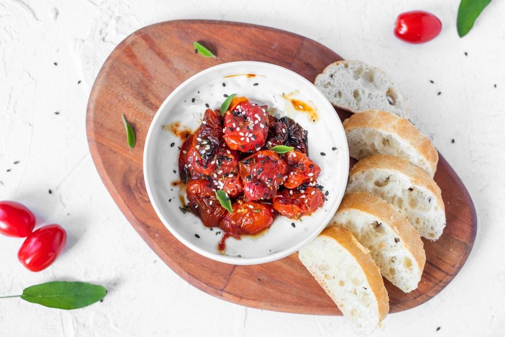3x snelle hapjes maken met tomaten