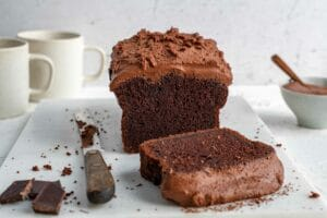 Super smeuïge chocoladecake