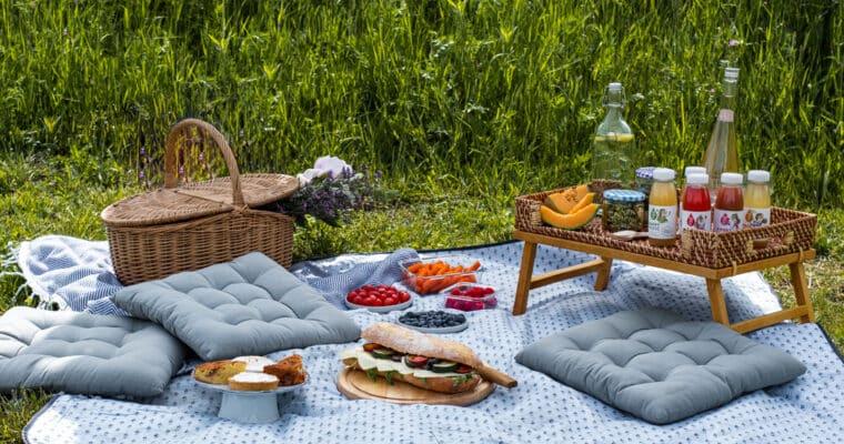 Tips voor een fantastische picknick